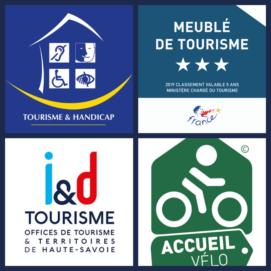 Qualification de l'offre : Rencontre des directeurs d'Offices de Tourisme et collaborateurs (Hébergements, Accueil Vélo et Tourisme & Handicap)