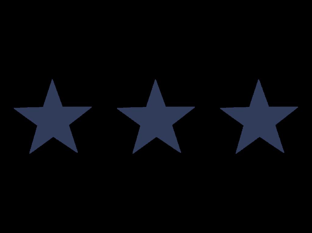 picto étoiles bleues