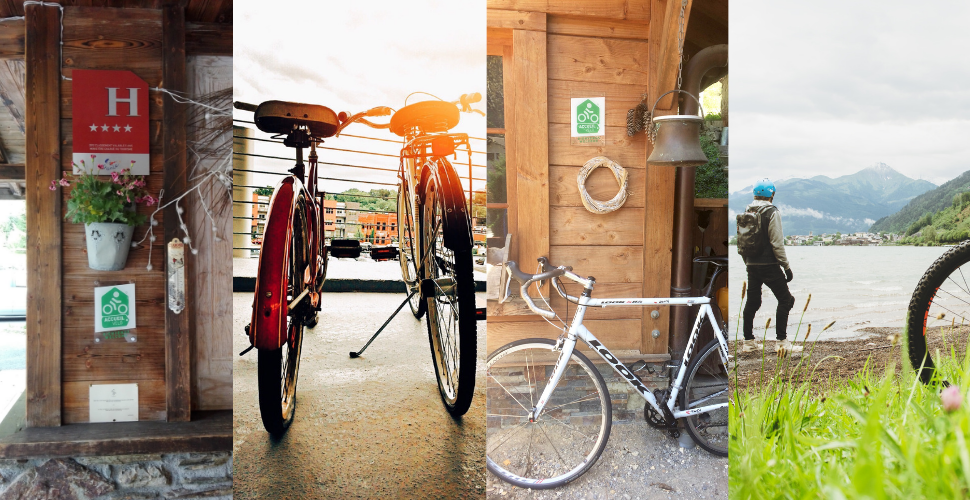Accueil vélo : obtenez le label - IDT74