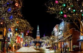 """Challenge photo """"Les plus belles décorations de Noël sont en Haute-Savoie"""""""
