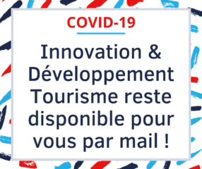 COVID-19 : nous restons disponibles pour vous