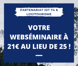 Web séminaires logitourisme toujours à prix préférentiel en juin !