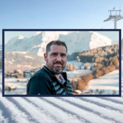 Bienvenue à Aurélien ASTRE, nouveau directeur de l'Office de Tourisme de Combloux