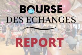 La Bourse des échanges : REPORT