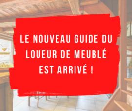 Sortie du Guide du loueur 2021 : astuces et conseils pour les loueurs de meublé de tourisme