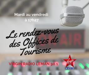 Le rendez-vous radio des Offices de Tourisme de Haute-Savoie